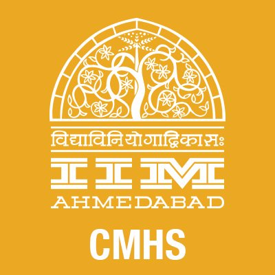 Centre for Management of Health Services (CMHS) - IIMA